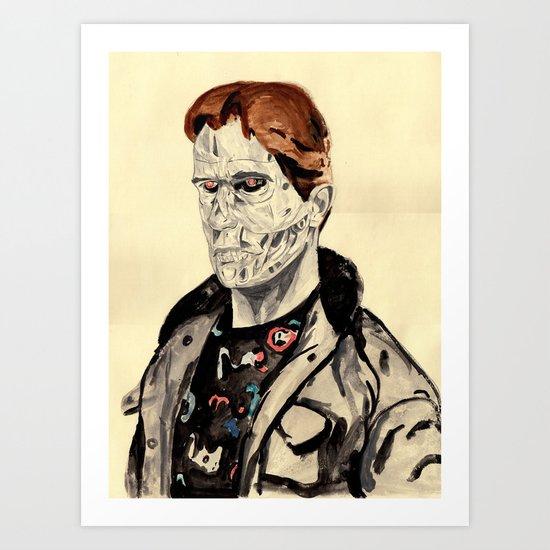 Terminator Art Print