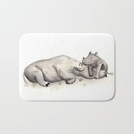 Mama rhino Bath Mat