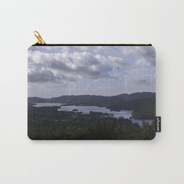 Lake Windermere, View from Orrest Head - Landscape Photography Carry-All Pouch