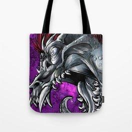 Platinum Beast Tote Bag