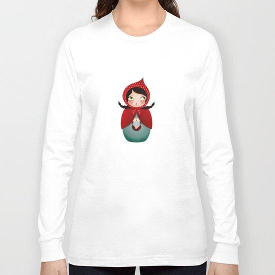 Riding Hood - Kokeshi Long Sleeve T-shirt