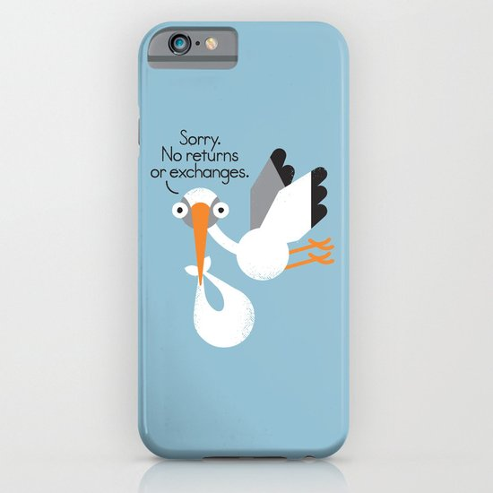 Delivery Policy iPhone & iPod Case