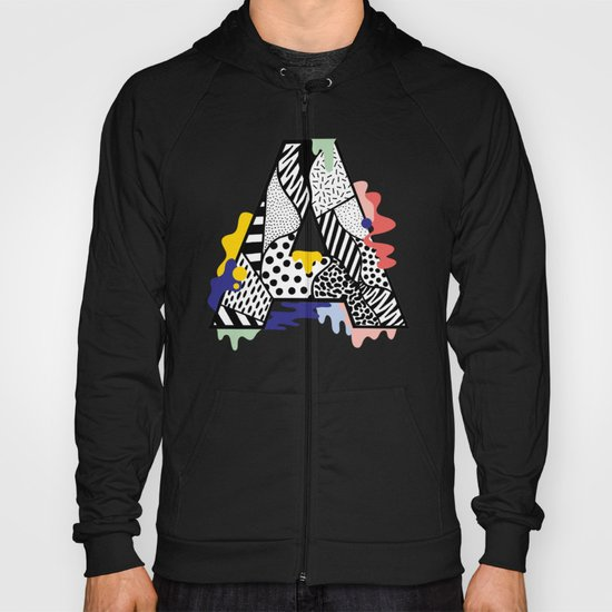 A for ….. Hoody