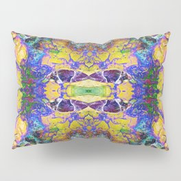 Mandala Kaleidoscope 518 Pillow Sham
