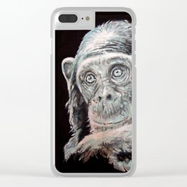 Today I see... Clear iPhone Case