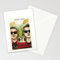 22 JUMP STREET Stationery Cards