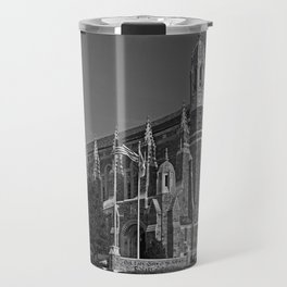 Old West End Our Lady Queen of the Most Holy Rosary Cathedral II Travel Mug