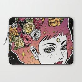 Floral Venus Laptop Sleeve