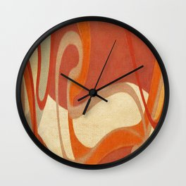 Serpientes Wall Clock