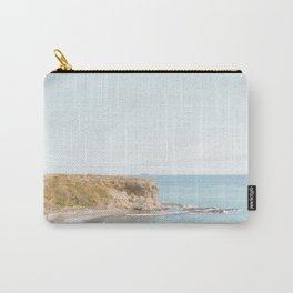 Travel photography Palos Verdes Ocean Cliffs Seascape Landscape VI Carry-All Pouch