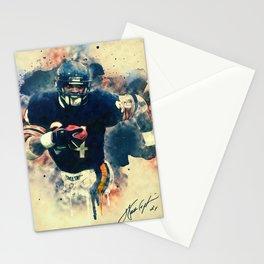Walter Payton Stationery Cards