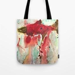 Sockeye Season Tote Bag