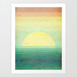 Any Ocean  Art Print