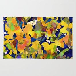 Daffodil Shadows Rug