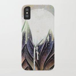My magical beans garden iPhone Case