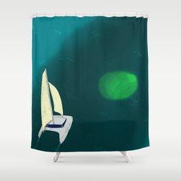Jonas Dupuy Shower Curtain