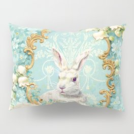 The White Rabbit Pillow Sham