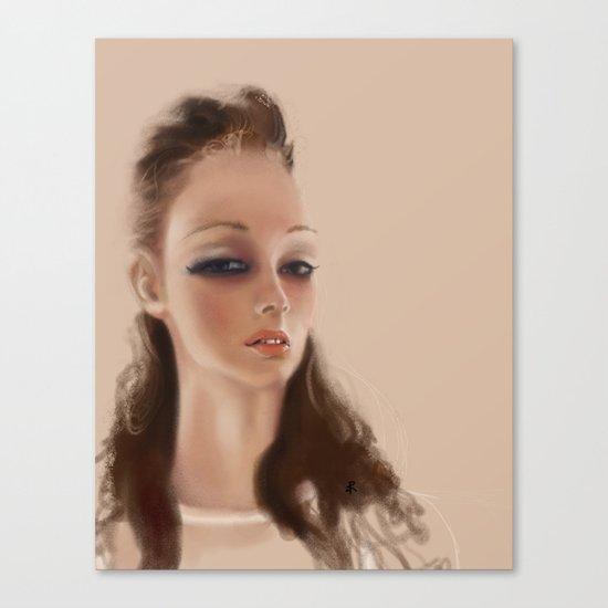Cr4stal  Canvas Print