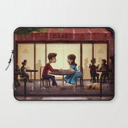 Lovers in Paris Laptop Sleeve