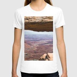 Canyonlands Arch T-shirt