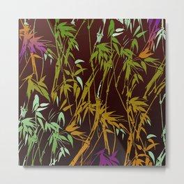 bamboo nites Metal Print