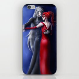 Danse Macabre iPhone Skin