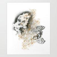 Epiphany in Bloom Art Print