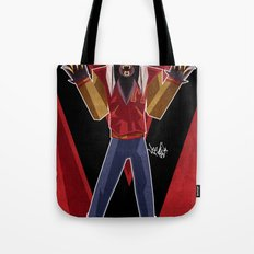 Thriller Time Tote Bag