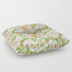 vintage 12 Floor Pillow