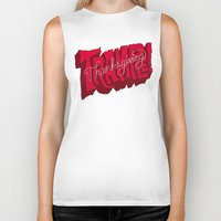 thanksgiving Biker Tanks featuring Thanksgiving and Black Friday by Chris Piascik