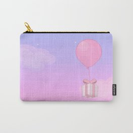 Animal Crossing Sunset Carry-All Pouch
