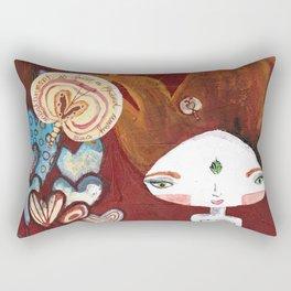 Friends-4-ever Bhoomie Rectangular Pillow