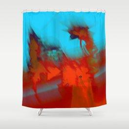 Flouers Shower Curtain