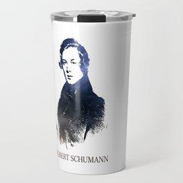 Robert Schumann Travel Mug