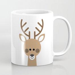Minimal Deer Coffee Mug