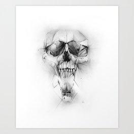 Cocaine Art Print
