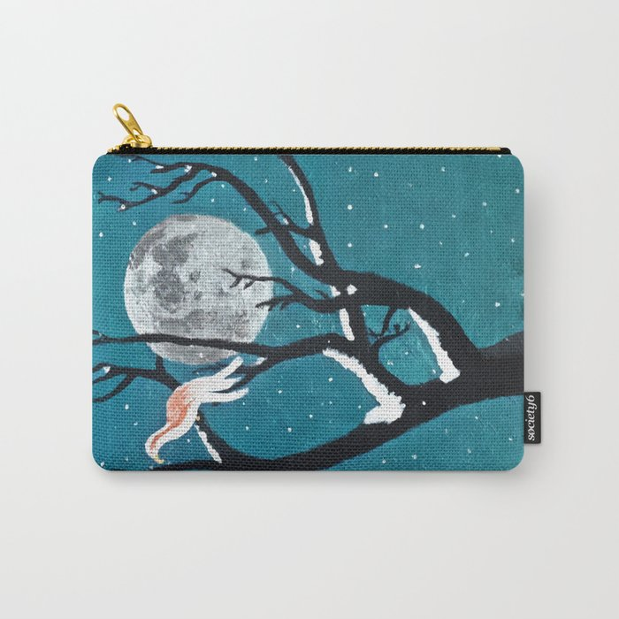 January Moon Carry-All Pouch