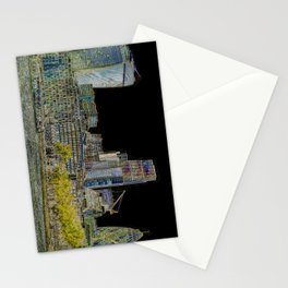 London glow Stationery Cards