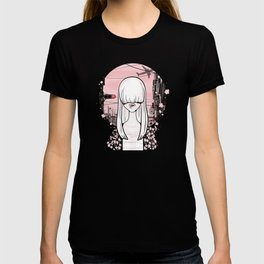 invisible girl T-shirt