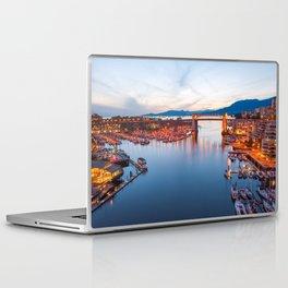 Vancouver Sunset Laptop & iPad Skin