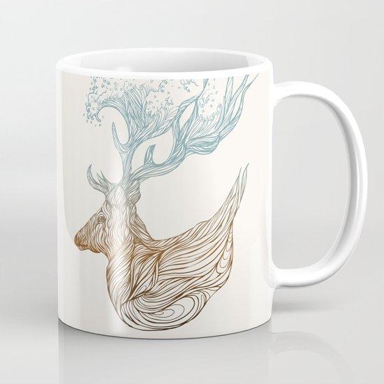 To The Ocean Mug