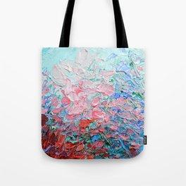 Hydrangea Garden Tote Bag