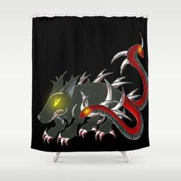 Veratrox Shower Curtain