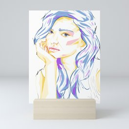 Miranda Mini Art Print