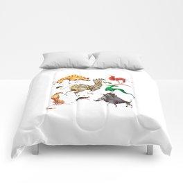 African animals 2 Comforters