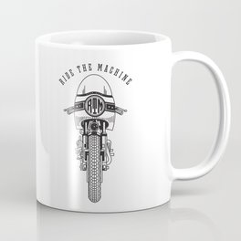 Ride The Machine Coffee Mug
