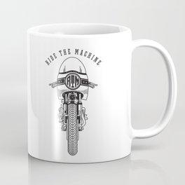 Ride The Machine Coffee Mug