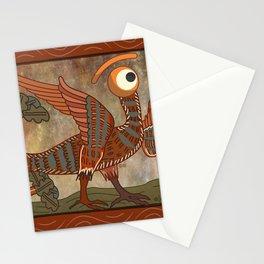 harpy glance Stationery Cards