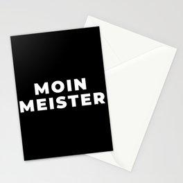 Moin Meister Gute Morgen Meditation Stationery Cards