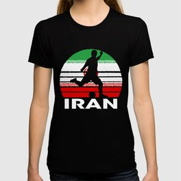 Iran Soccer Football IRN T-shirt